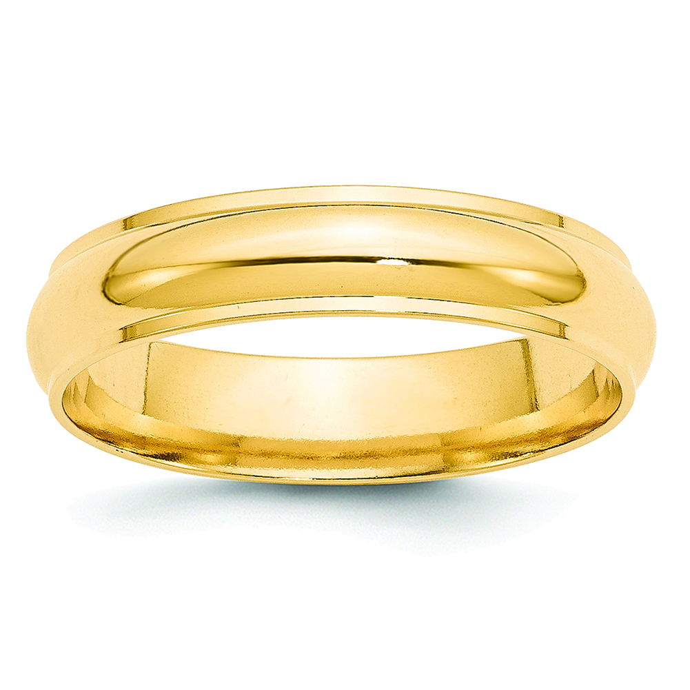 14k Yellow Gold Filigree Band Ring Ring X9499
